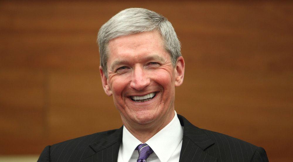 Apples mektige toppsjef, Tim Cook, skal ha hatt samtaler med toppsjefen i Google, Larry Page, om patentkrigene som herjer i markedet for smarttelefoner.