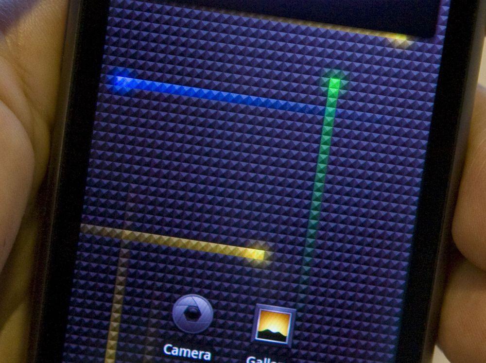 Vraker Googles Nexus One