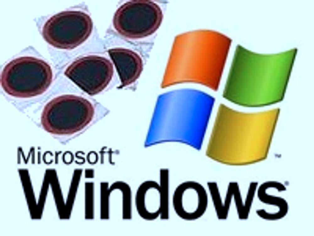 Microsoft hemmeligholder sikkerhetfikser