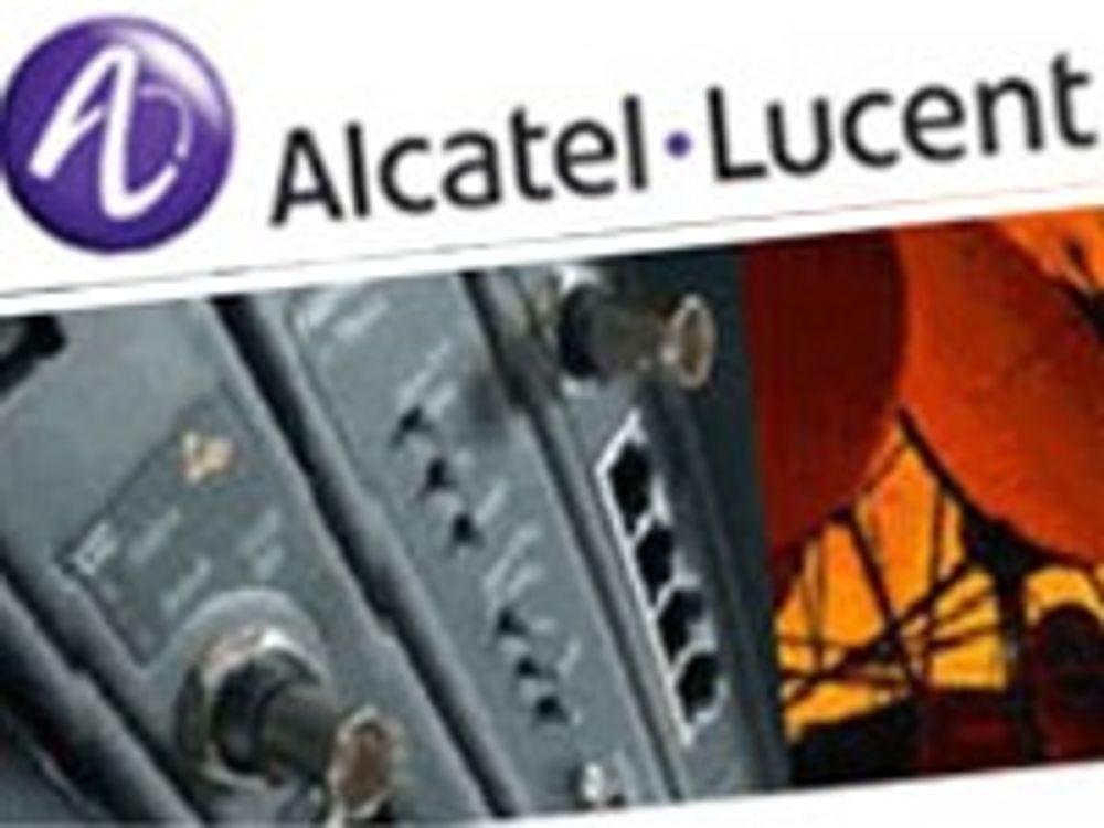 Komponentmangel rammer Alcatel-Lucent