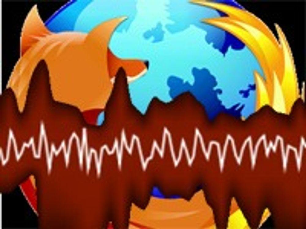 Firefox får helt nye lydmuligheter