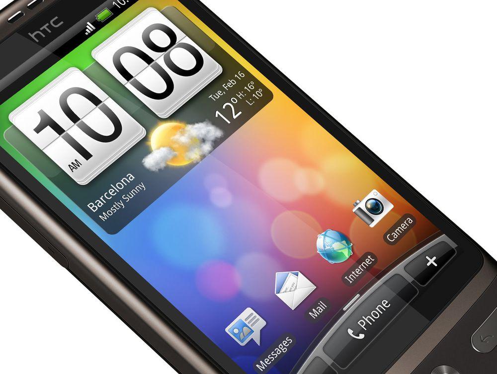 HTC venter kraftig salgsvekst