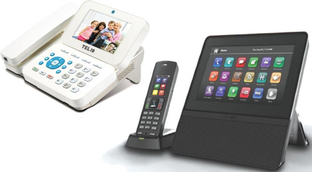 Telio har utvidet sitt hovedprodukt, aksessuavhengig IP-telefoni, med flere tjenester for private og bedrifter, blant annet innen mobil. Kundene kan velge mellom et antall ulike apparater.