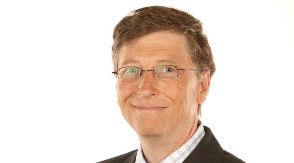 Bill Gates har donert store deler av sin formue til stiftelsen Bill & Melinda Gates Fundation. Deler av denne formuen er plassert i aksjer - blant annet det norske IT-selskapet Atea.