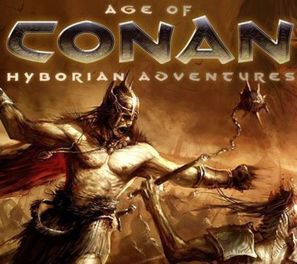 Funcoms Age of Conan er bygget på de samme prinsipper som  WoW med nivåklasser.