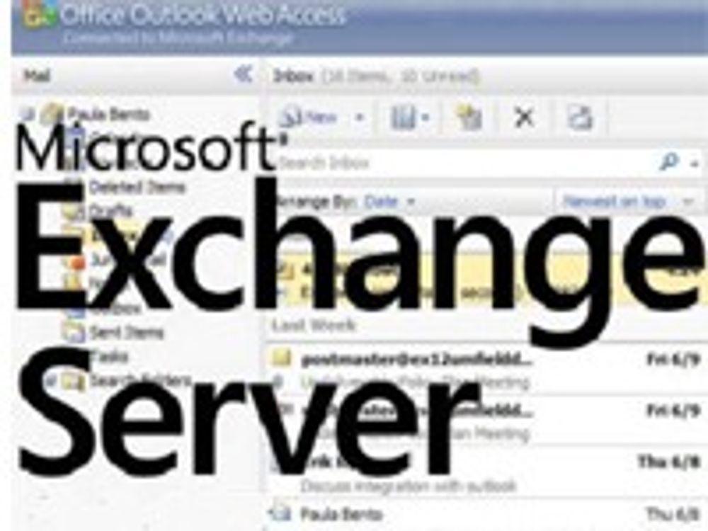 Last ned beta av Exchange 2010