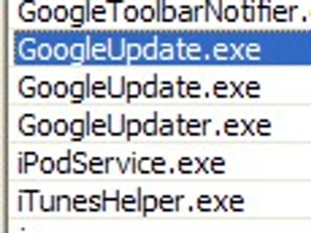 Se hva Google Update egentlig gjør