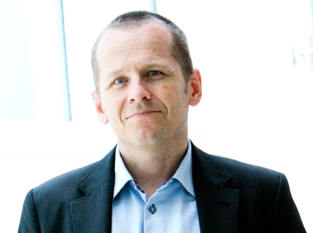 Der konkurrentene har tenkt «rapporter», har QlikTech tenkt rolleorienterte «apps», sier Per Christian Nilsen.