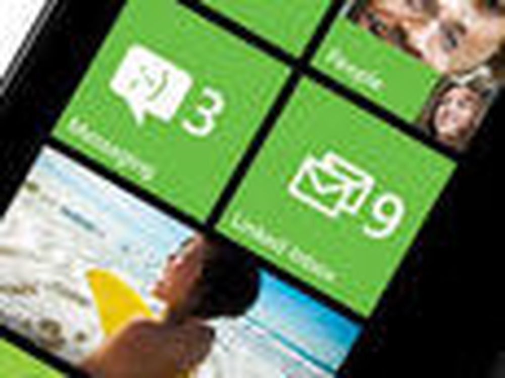 Windows Phone «Mango» i beta