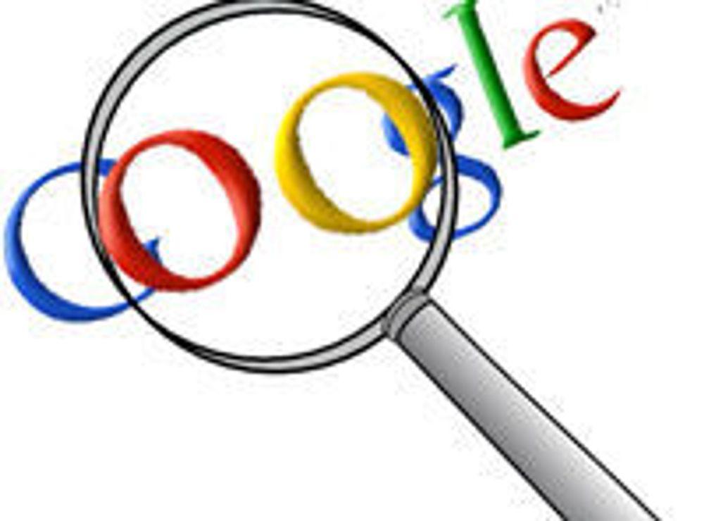 Google med forsvarstale før granskning