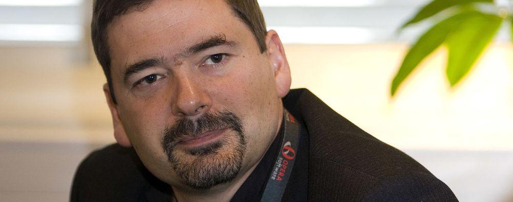 Over og ut: Jon von Tetzchner slutter i Opera Software.