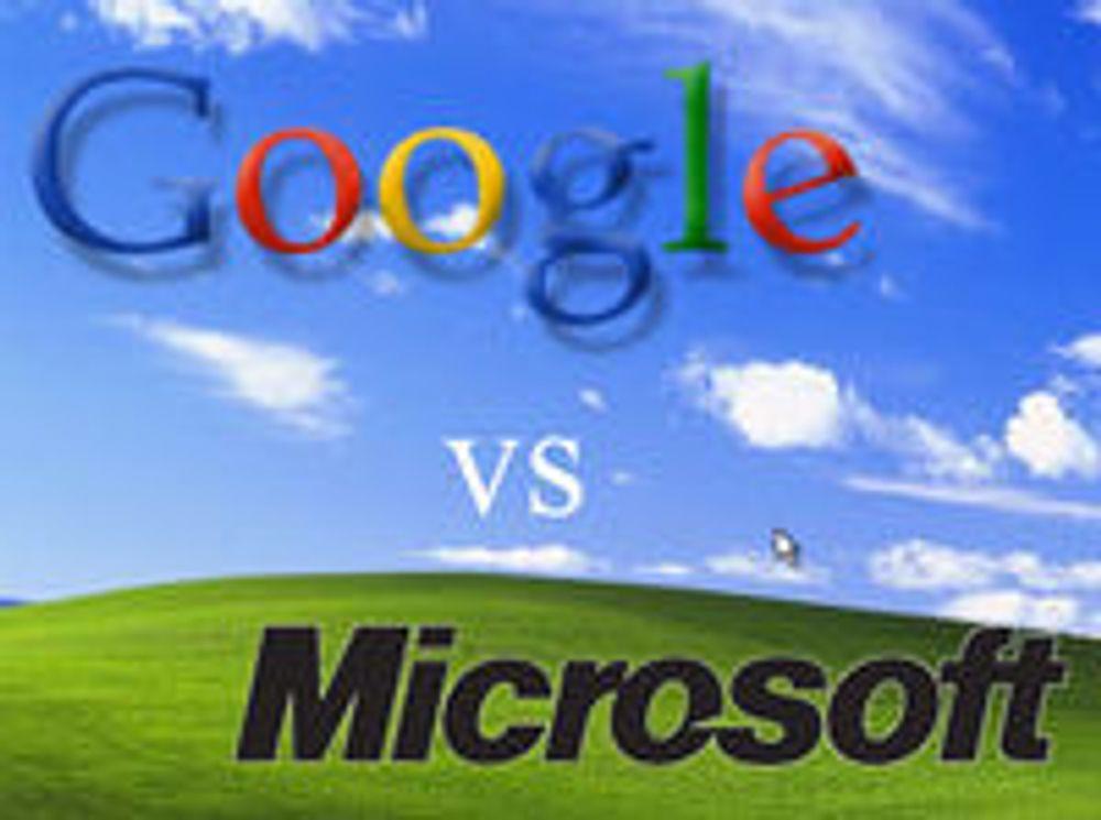 Microsoft ligger håpløst langt etter