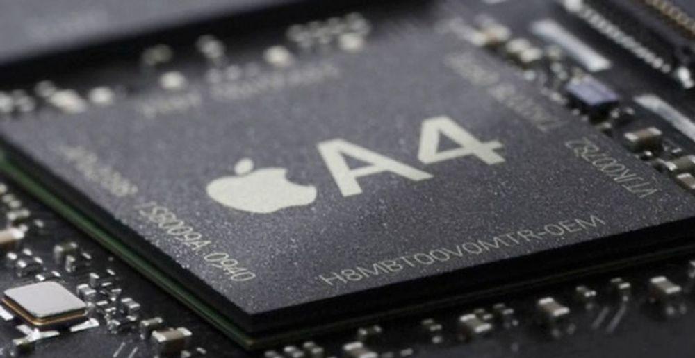 Her er Apples første CPU