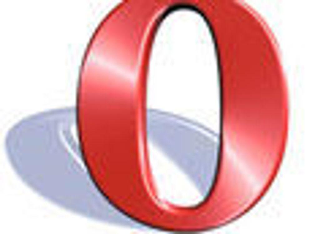 Opera passerte 100 millioner