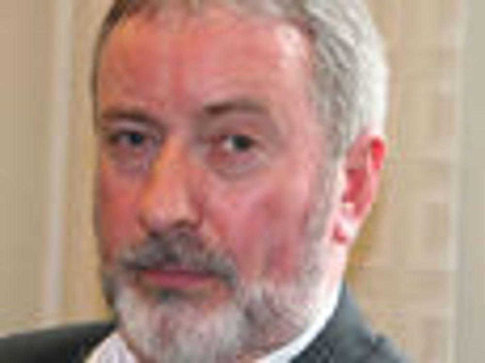 EUCIP Business Analyst David Thomstad i Ciber