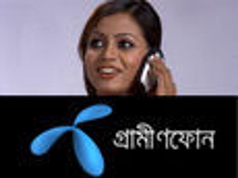 Utsetter børsnotering av Grameenphone