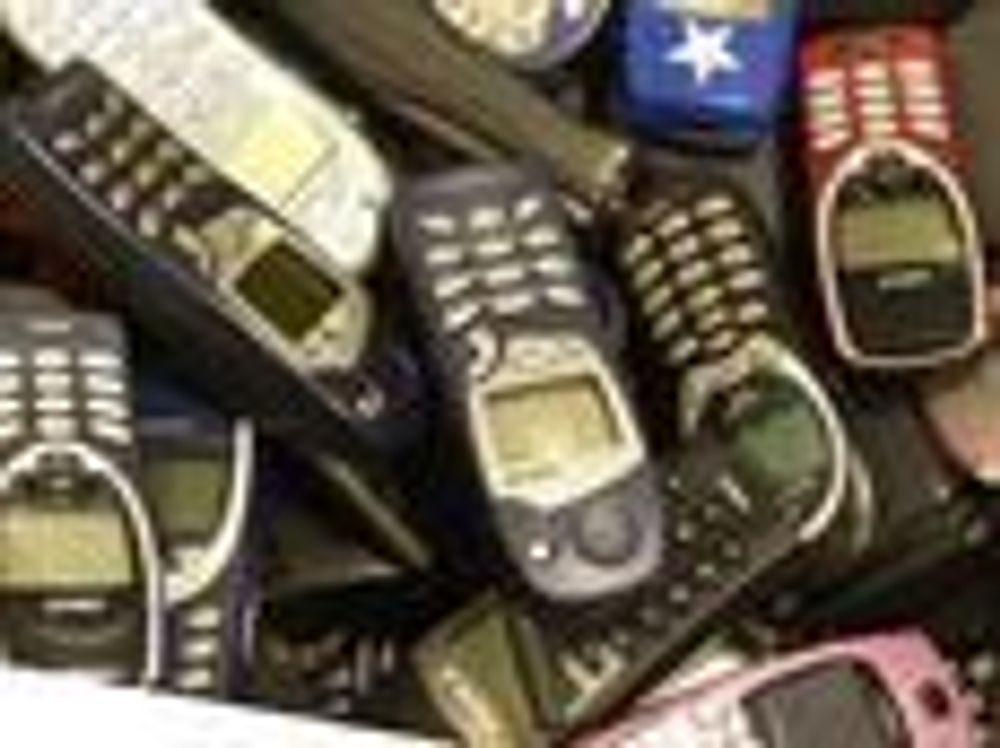 Sviktende mobilsalg i Europa