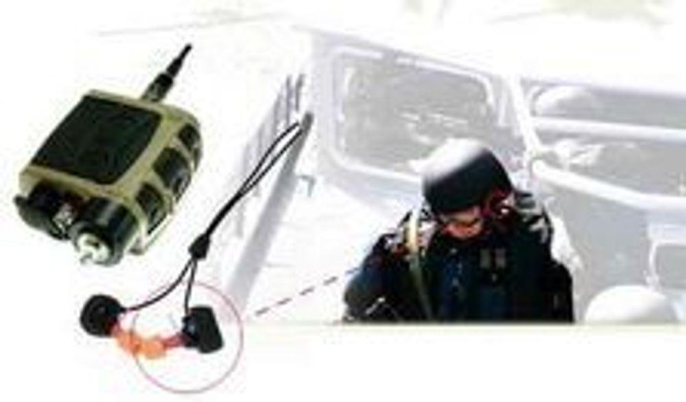 Kreativitetspris til militære ørepropper