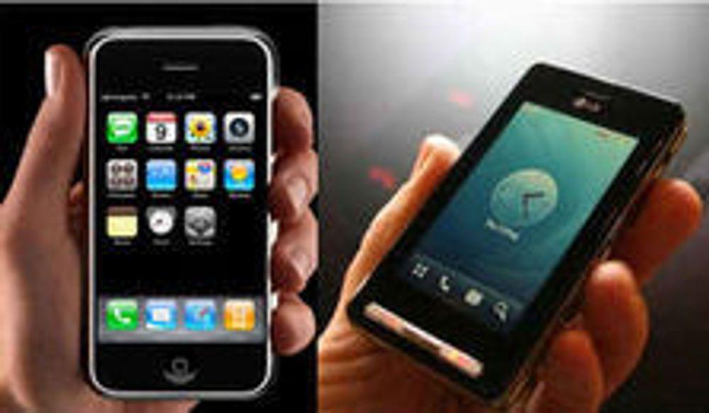 Tviler på iPhone i Norge i år