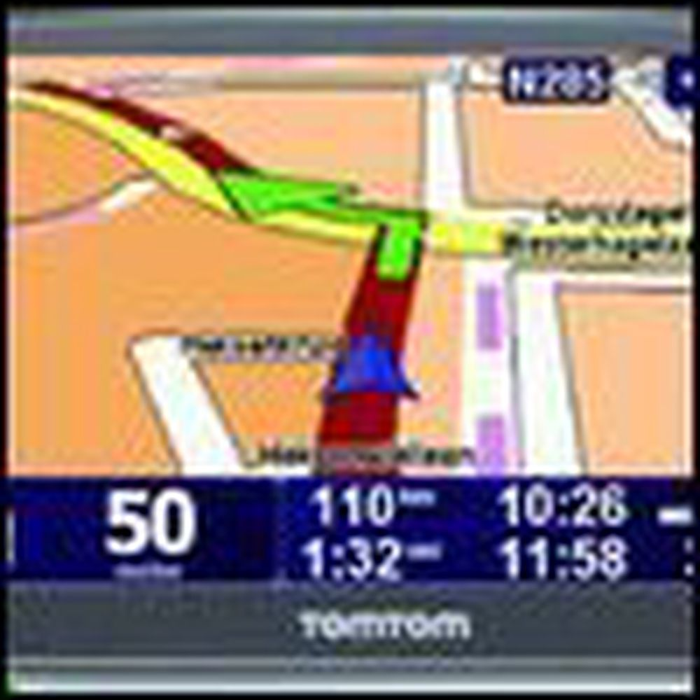Bruker mobilsignaler til å registrere bilkø