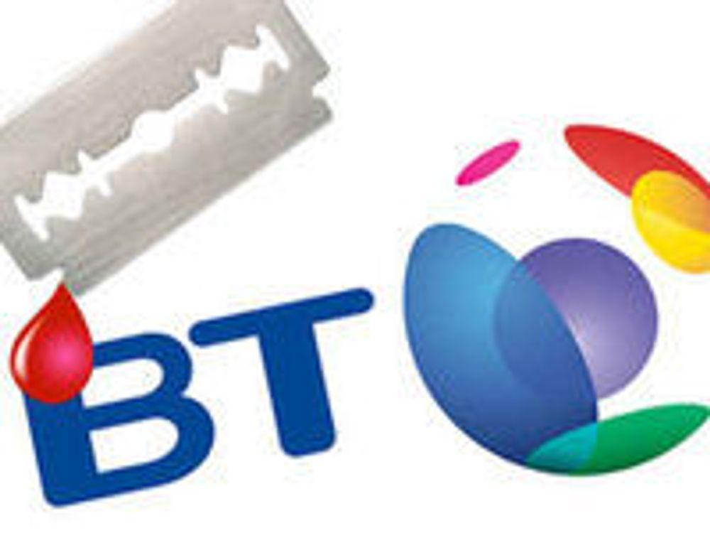 British Telecom sparker 15.000