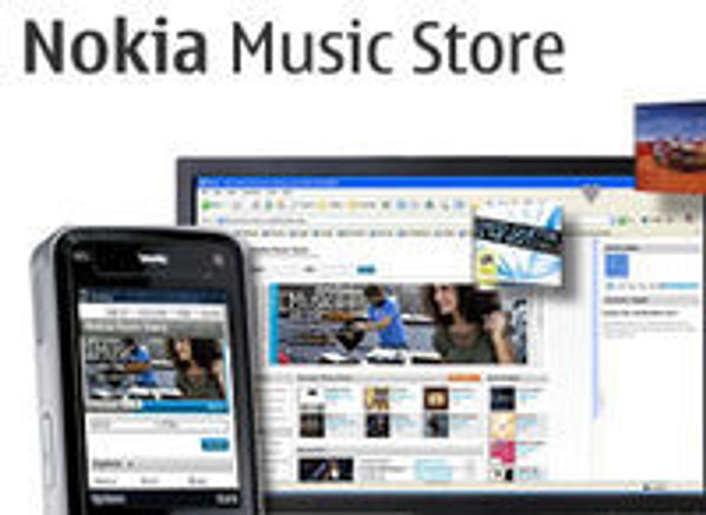 Nokia satser videre på musikk med DRM