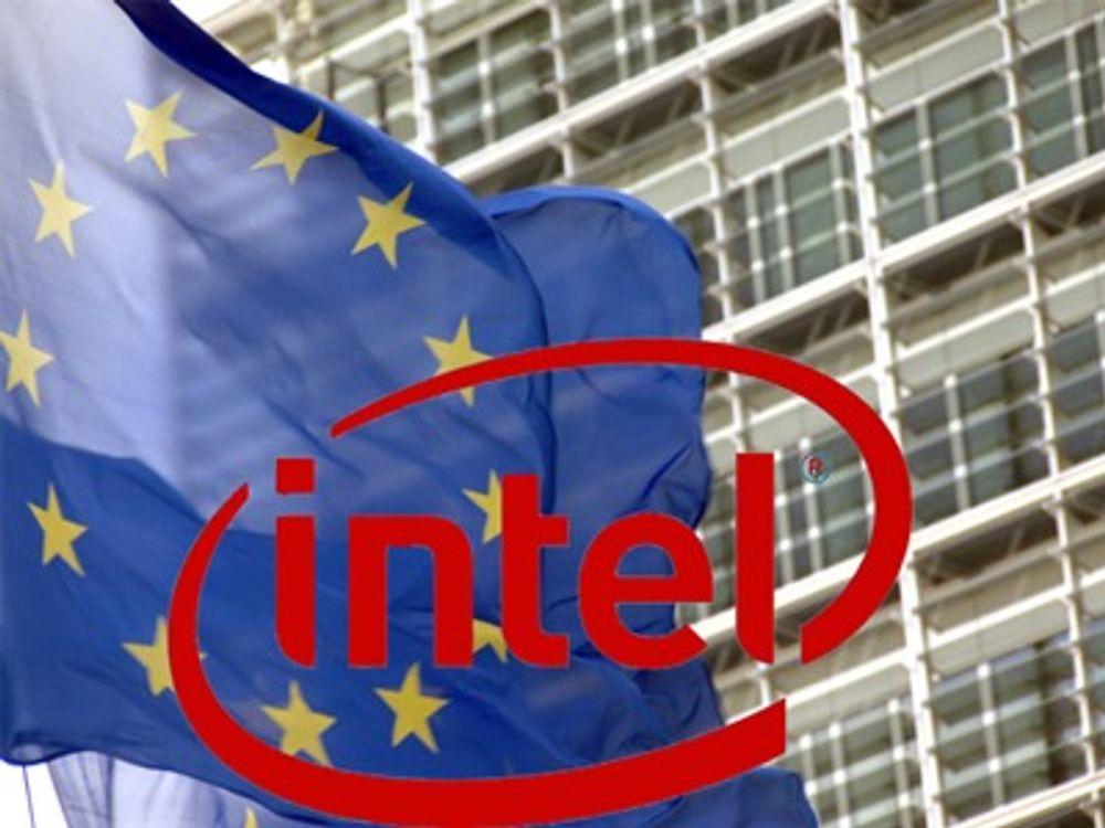 Intel må betale rekordstor bot til EU