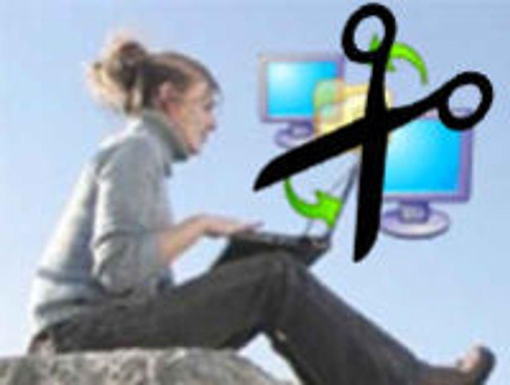 Norge verstingen på piratkopierng