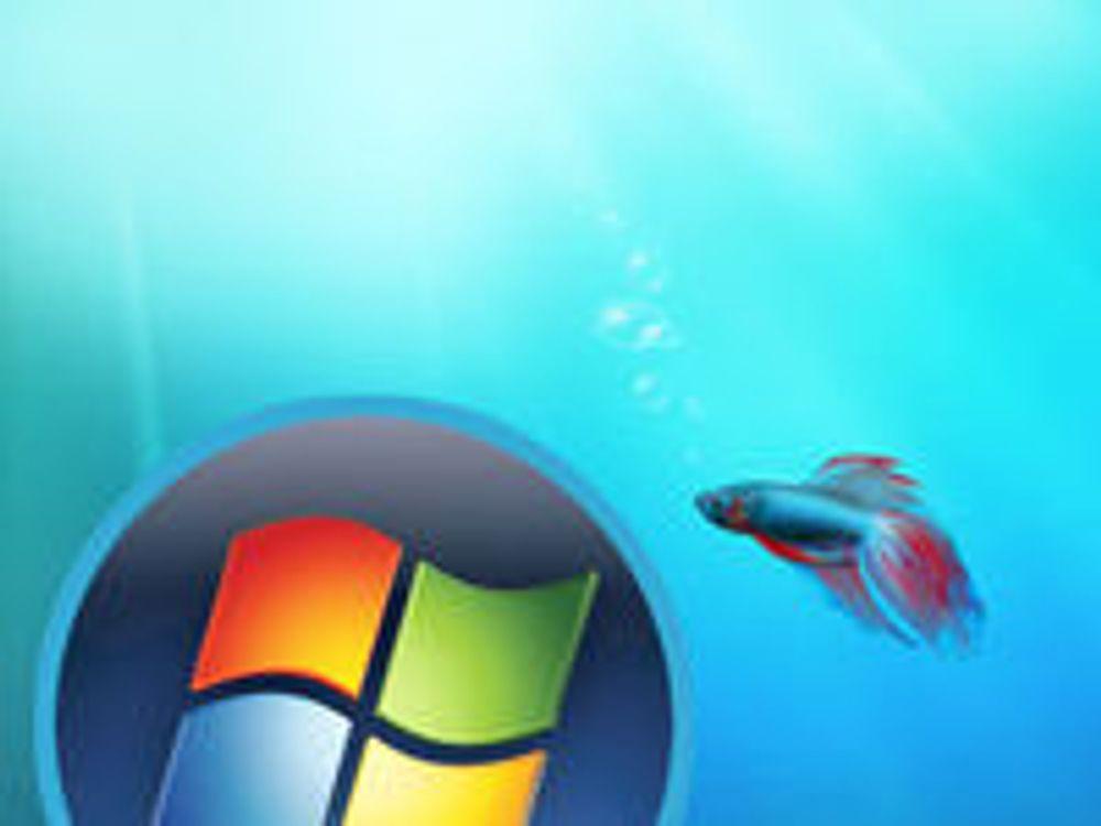 Windows 7 får tomme oppdateringer