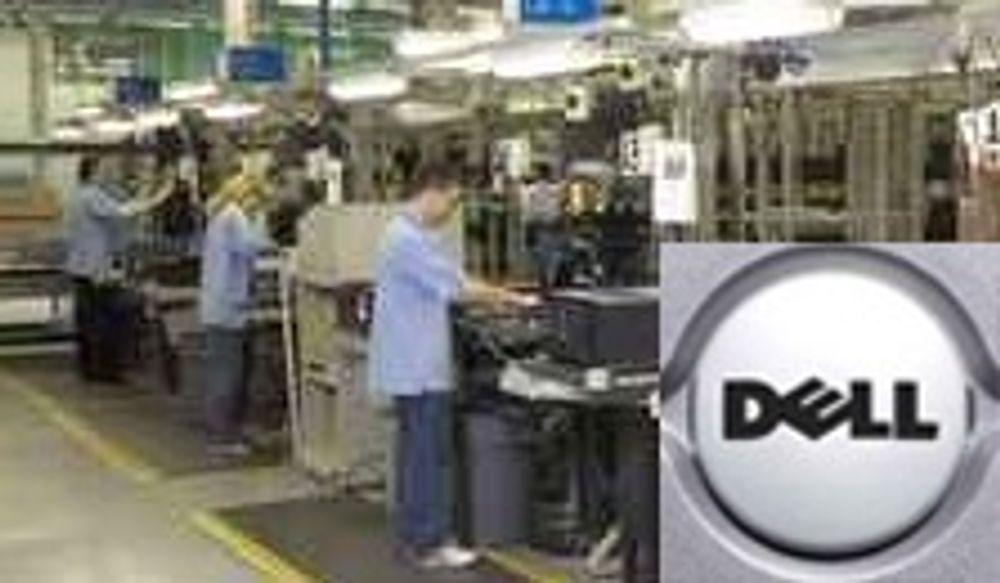 Dell skyter fart i servermarkedet
