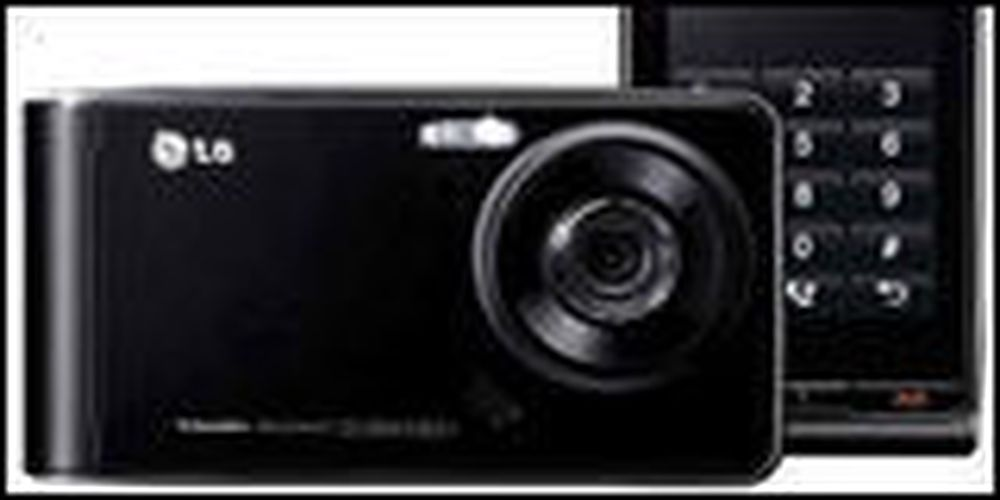 Ny LG-mobil med lynraskt videoopptak