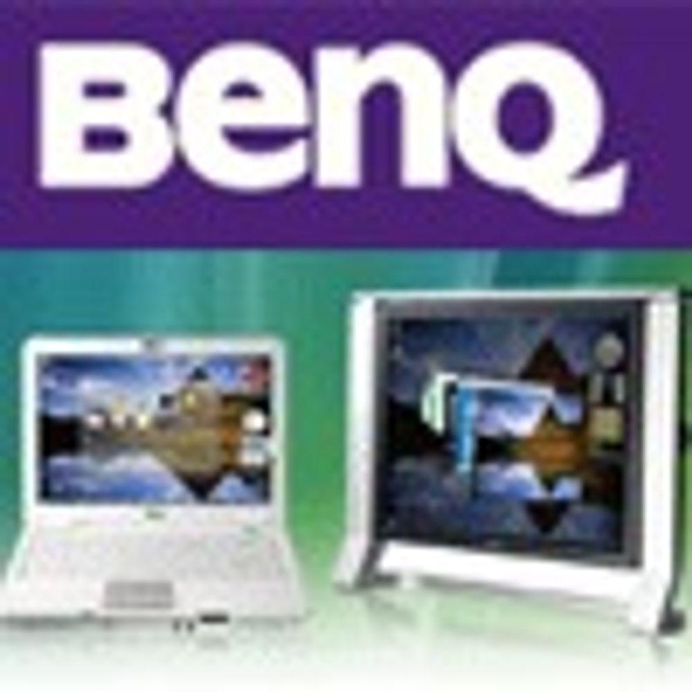 Benq endelig tilbake i pluss