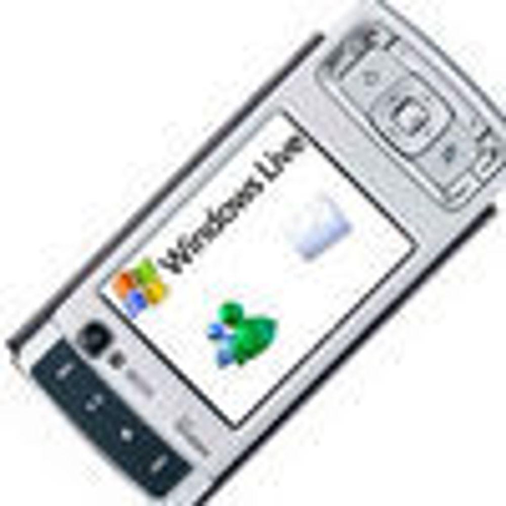 Nokia utstyrer mobiler med Windows Live