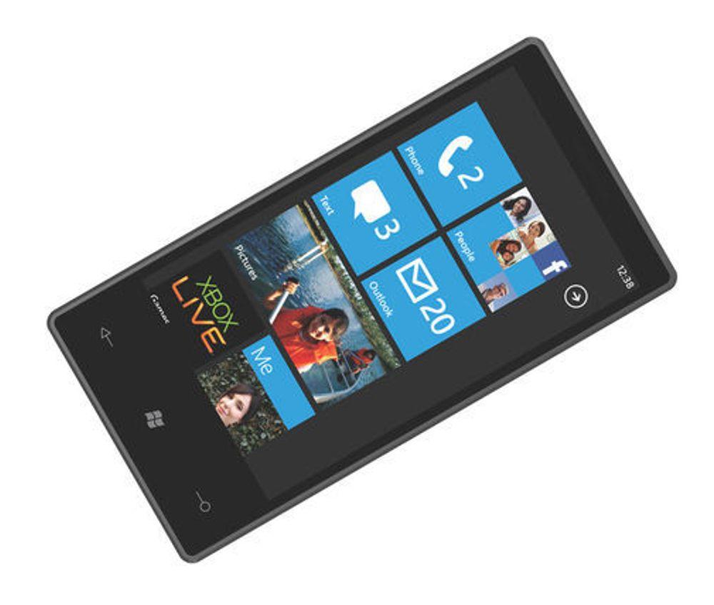 Slik er Windows Phone 7