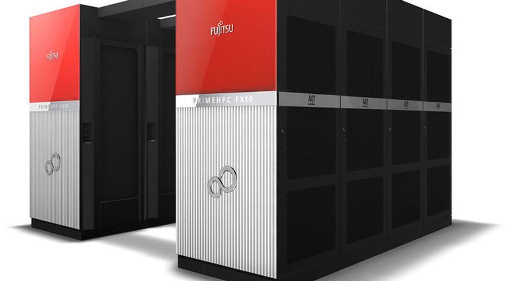 Fujitsu PRIMEHPC FX10 kan skaleres til helt nye høyder.