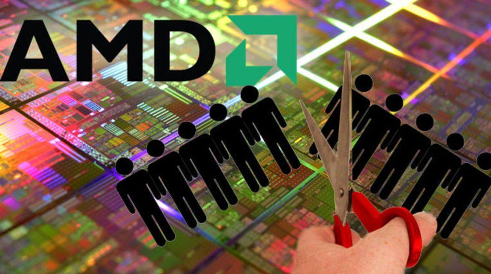 Masseoppsigelser i AMD