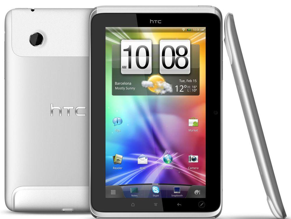 HTC-vekst flater ut