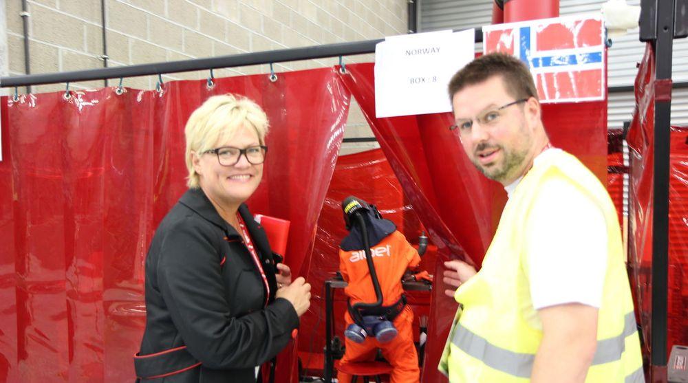 Kunnskapsminister Kristin Halvorsen var selv med for å heie frem det norske yrkeslandslaget som konkurrerte mot europeiske lag for noen uker siden. Den samme oppmerksomheten fikk ikke norske informatikk-elever som i slutten av september deltok i Informatikk-OL.