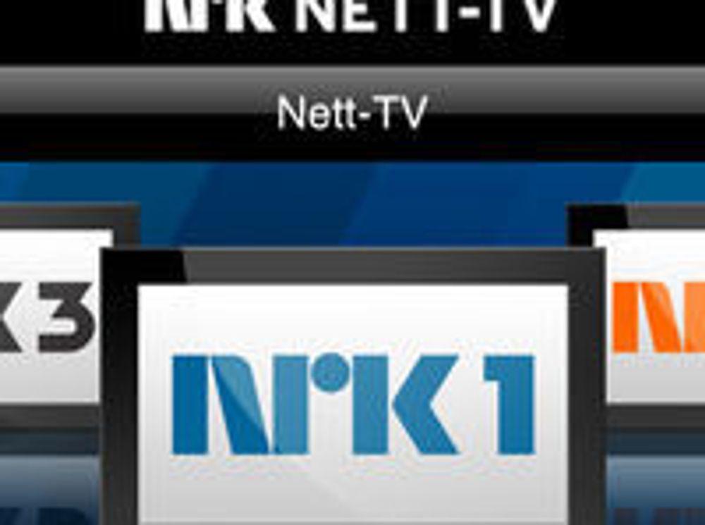 Enklere tilgang til NRK-tv på mobilen