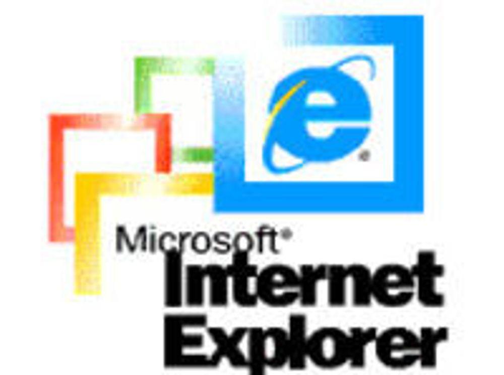 Internet Explorer fyller 15 år