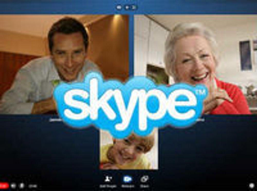 Skype forbereder børsintroduksjon