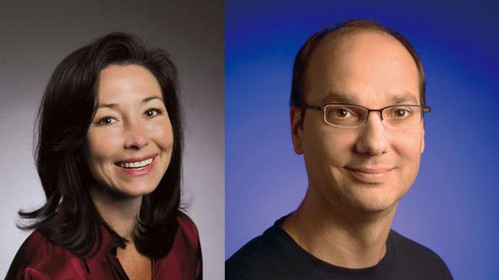 Safra Catz i Oracle og Andy Rubin i Google må møtes i forlikssamtaler.