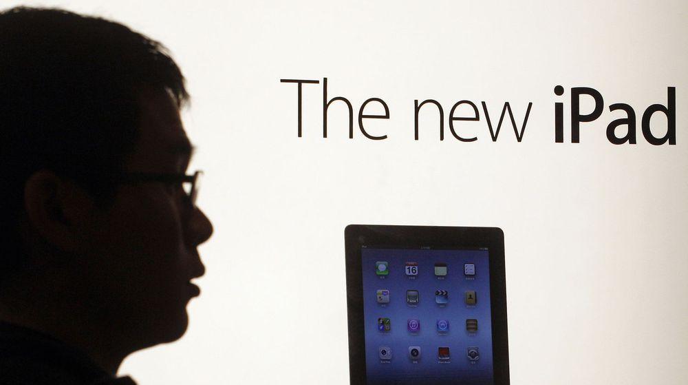 Den nye iPaden til Apple er enda ikke lansert i Kina, men handelen foregår i det uautoriserte gråmarkedet. Etterspørselen har imidlertid ikke vært som forventet.