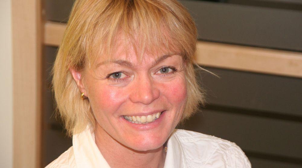 Konserndirektør Grethe Viksaas i Basefarm sier hun er imponert over hvordan underleverandøren F5 Networks har agert, etter feilen som oppsto i deres lastbalanserer Big IP.