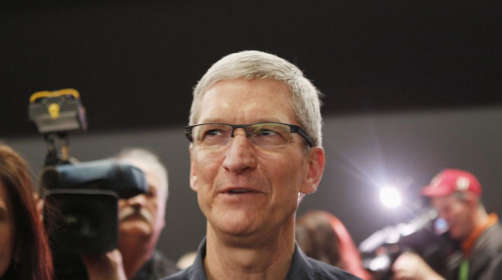 Venter at Apple vil dele ut penger