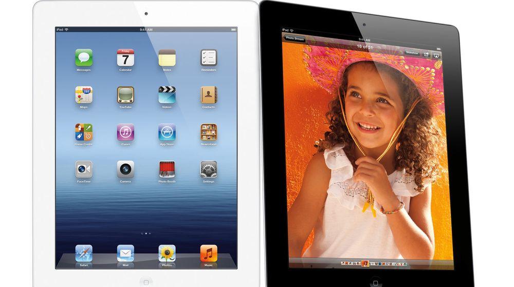 Den svært høyoppløste skjermen er den viktigste nyheten ved tredje generasjon av Apples iPad.