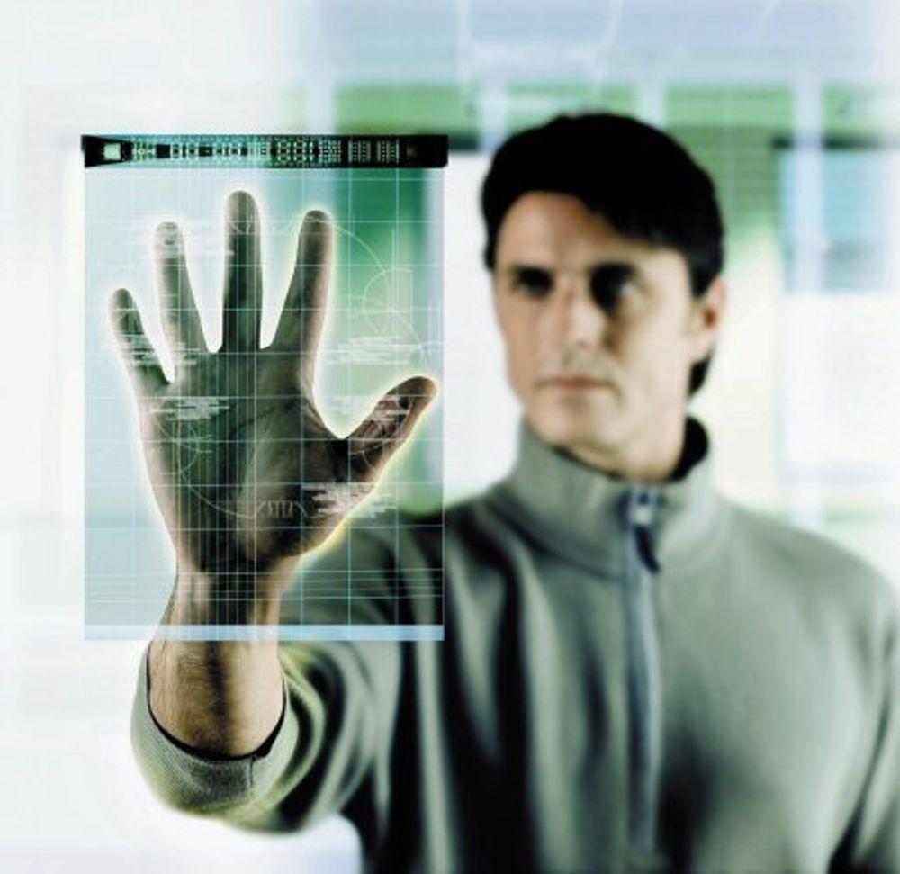 Fingeravtrykk tar over innsjekkingen