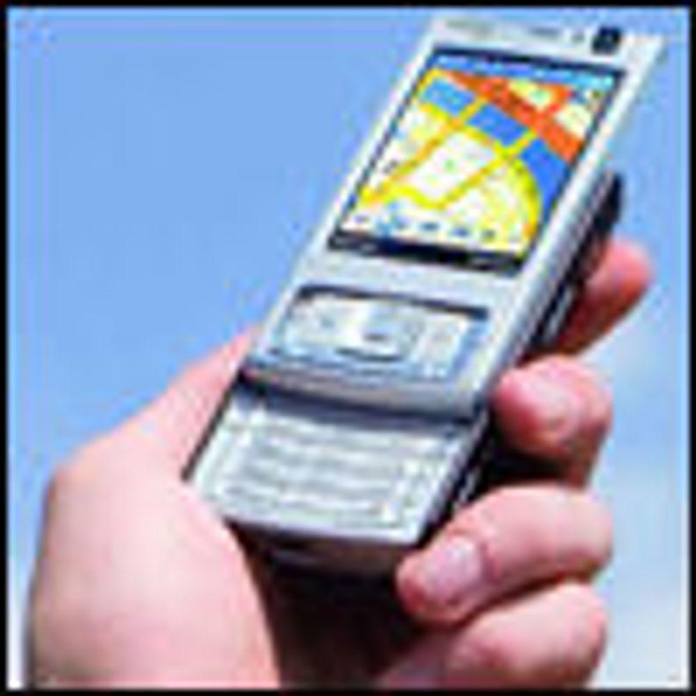 Nokia lanserte utvidet GPS-tjeneste