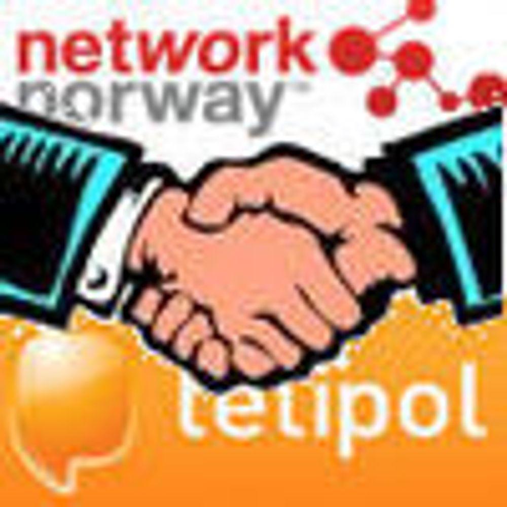 Nok et selskap vil bruke Network Norways nett