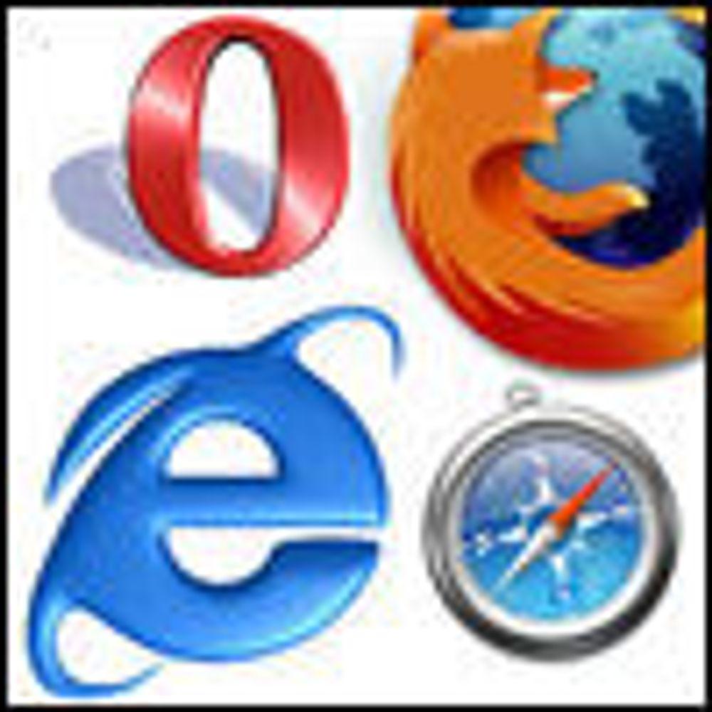 Fortsatt betydelig vekst for Firefox i Europa